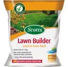 Scotts evergreen autumn lawn build