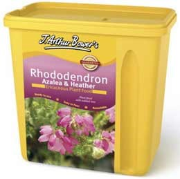 J. Arthur bowers rhododendron, azalea & heather feed