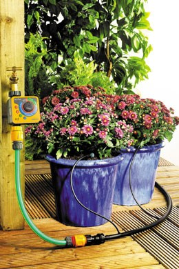 Hozelock Deluxe Autokit Watering Kit 20