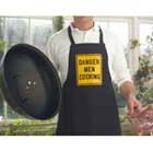 BBQ apron - danger men cooking