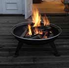 Large party fire pit / barbecue