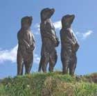 standing-meerkat-statue