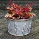 hyacinth-pot