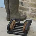 Cast-iron boot jack