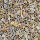 No mess bird seed mix