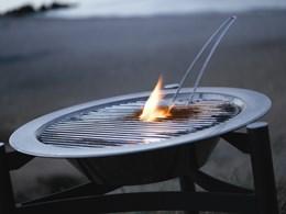 Dancook 9000 charcoal barbecue brazier