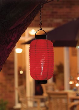 Solar party lantern