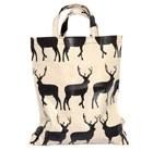 reindeer-shopper-bag
