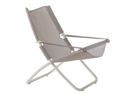 Snooze deck chair