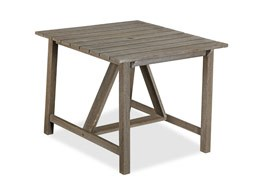 Oban square dining table