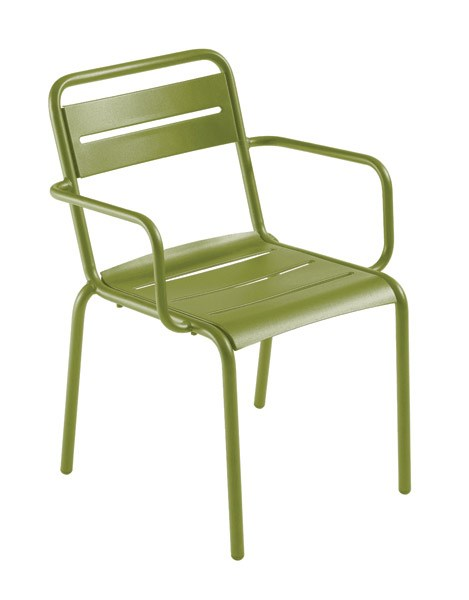 Florence chair - green