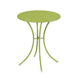 Venice table for two - green