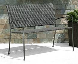 Juniper bench