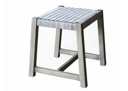 Oban rattan stool