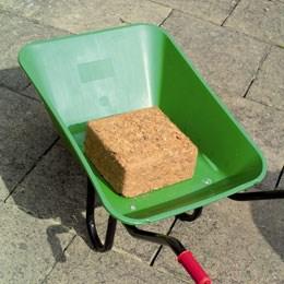 Planter compost