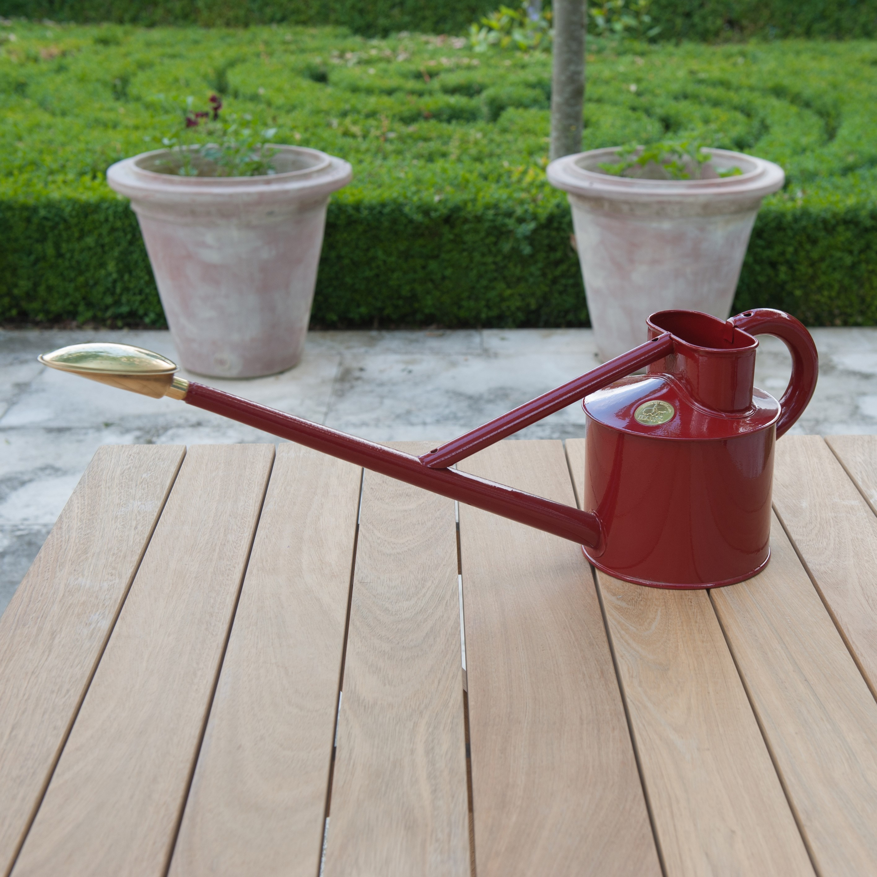 Haws professional longreach watering Can