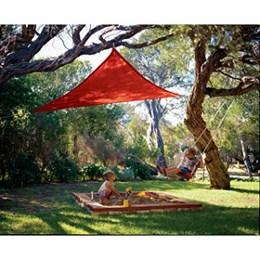 Coolaroo 3.0m triangle party shade sail