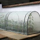 Grower frame micromesh cover