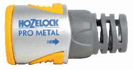 Hozelock pro metal - hose connector