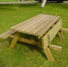 oblong-garden-table-with-seats