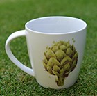 artichoke... have a heart mug by Jamie Oliver