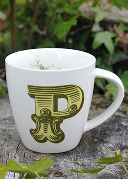 Peas... in a pod mug by Jamie Oliver