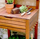 hardwood-potting-bench-with-storage