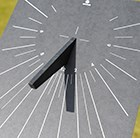 wall-mounted-sundial