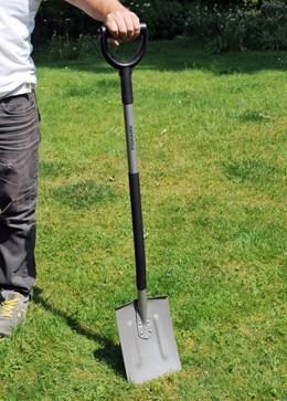 Fiskars lightweight digging spade