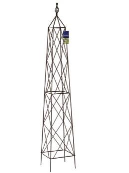 Parisian steel obelisk