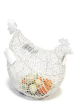Chicken egg basket