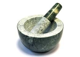 Pestle and mortar
