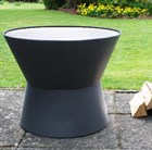 Phantom steel firepit/ barbecue