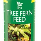 Tree fern feed