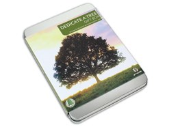 Dedicate a tree gift