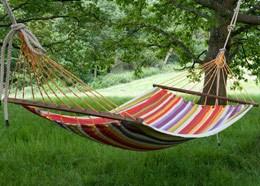 Swing hammock with bars - Rio de janeiro