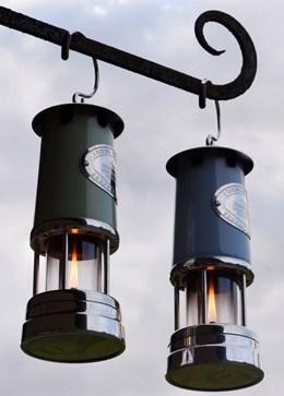 Miners lamp