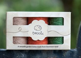 Twool gift box - natural