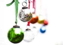 Traditional baubles