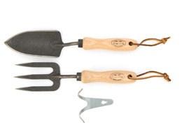 De Wit trowel and fork set