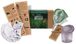Learn about bugs gift set