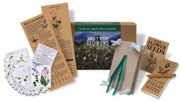 Learn about wildflowers gift set