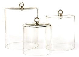 Cylindrical cloche