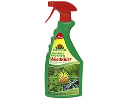 Superfast and longlasting weedkiller