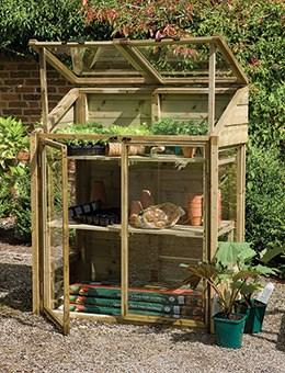 Mini greenhouse